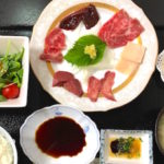 【熊本県】馬料理『天國』に馬刺しと馬肉ステーキのランチ食べに行ってきたよ!